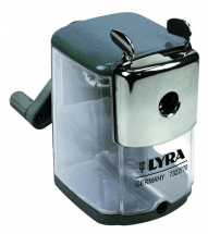 DESKTOP METAL PENCIL SHARPENER MACHINE LYRA