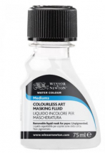WN COLOURLESS ART MASKING 75ml FLUID