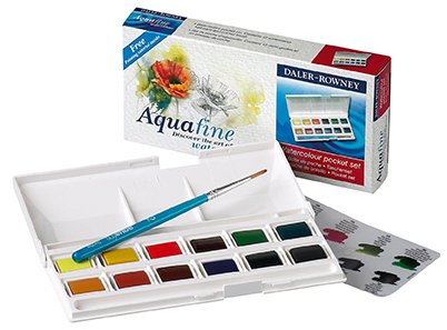 DR AQUAFINE POCKET SET