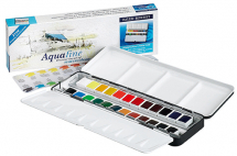 DR AQUAFINE 24 HALF PAN METAL BOX SET