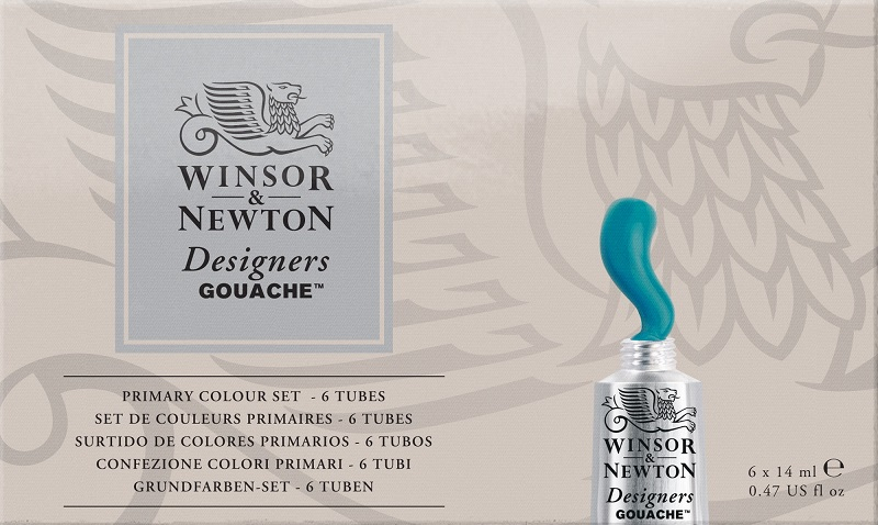 wn designers gouache sets