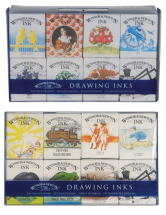 Henry & William Ink Sets