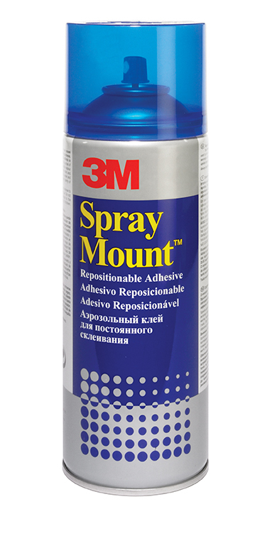 Aerosol Spray Adhesives
