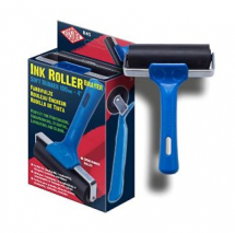 Blue Handle Soft Lino Rollers