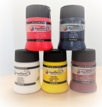 Daler Rowney System3 Screen Printing Acrylic