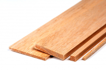 "Balsa Wood 1"" Strips"