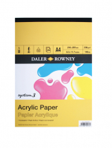 Acrylic Painting Pads & Paper
