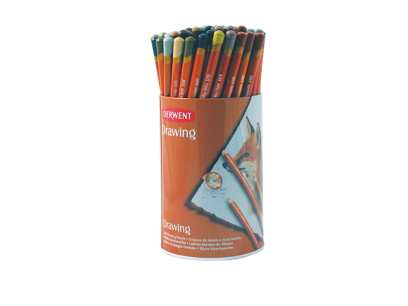 Derwent Drawing Pencils & Sets