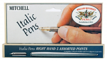 Italic Pens Right Hand
