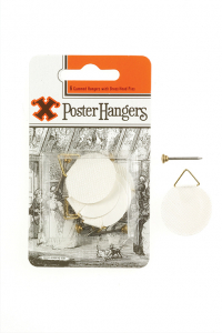 X-Hooks Hanging Accessories & Clear Nylon Wire