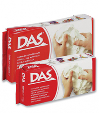 Das Air Drying Modelling Clay