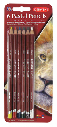 Derwent Pastel Pencils & Sets