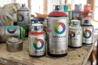 Montana Water Based Spray Paints